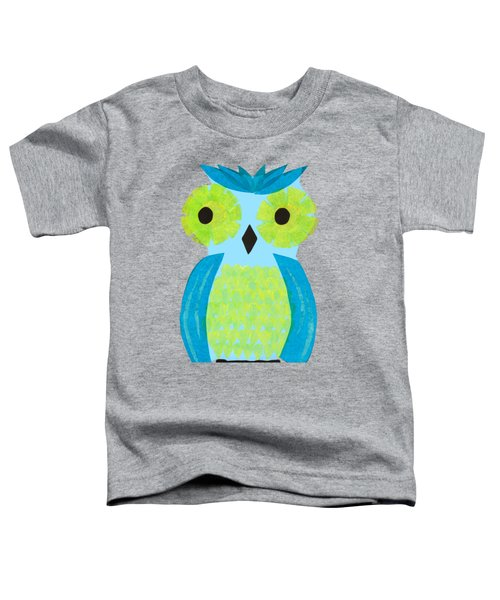 Who? Who? Toddler T-Shirt