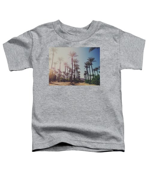 Wide Awake Toddler T-Shirt