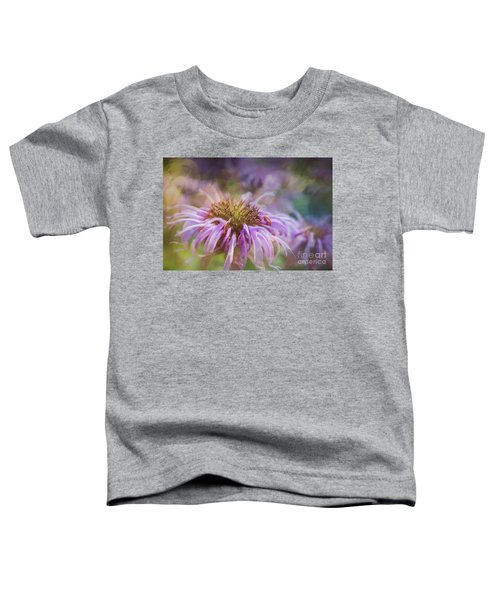 Wild Bergamot Toddler T-Shirt