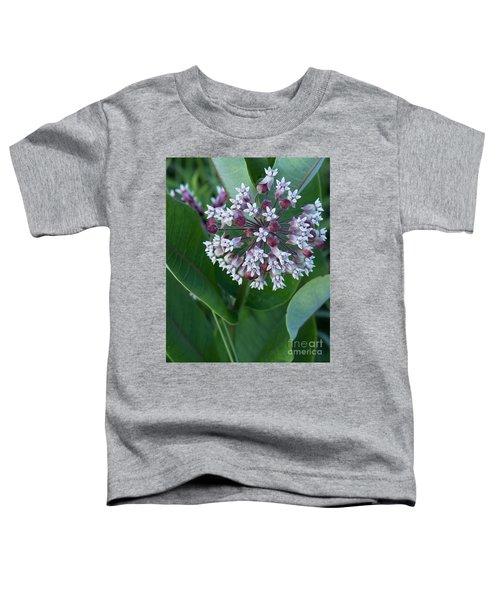 Wild Flower Star Burst Toddler T-Shirt