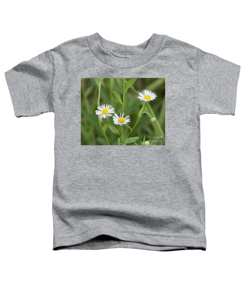 Wild Flower Sunny Side Up Toddler T-Shirt