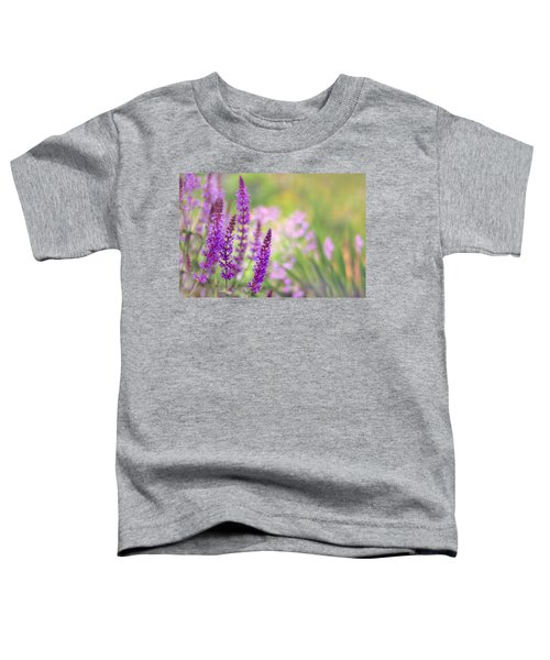 Wild Flower Toddler T-Shirt