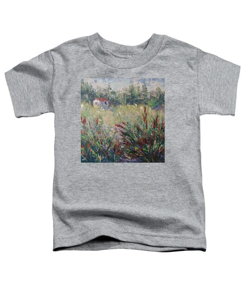 Wild Flowers Of Provence Toddler T-Shirt
