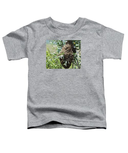 Wild Honey Bees Toddler T-Shirt