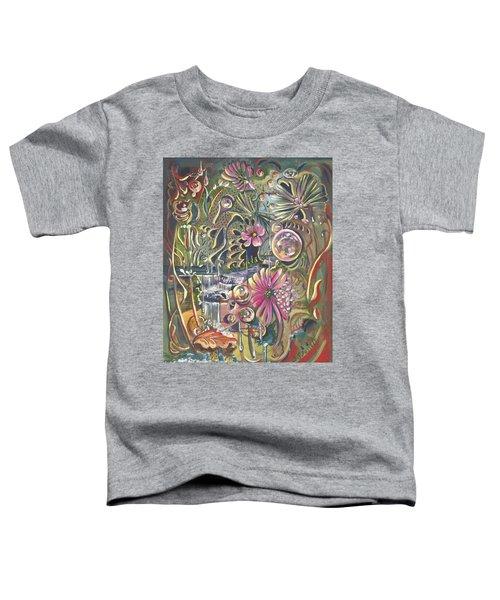 Wild Honeycomb Toddler T-Shirt