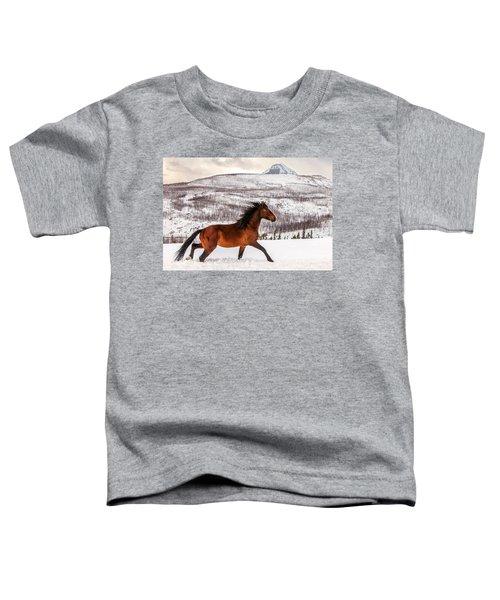 Wild Horse Toddler T-Shirt