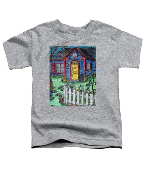 Wildflower Cottage Toddler T-Shirt