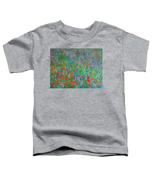 Wildflower Current Toddler T-Shirt