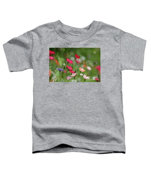 Wildflowers Meadow Toddler T-Shirt