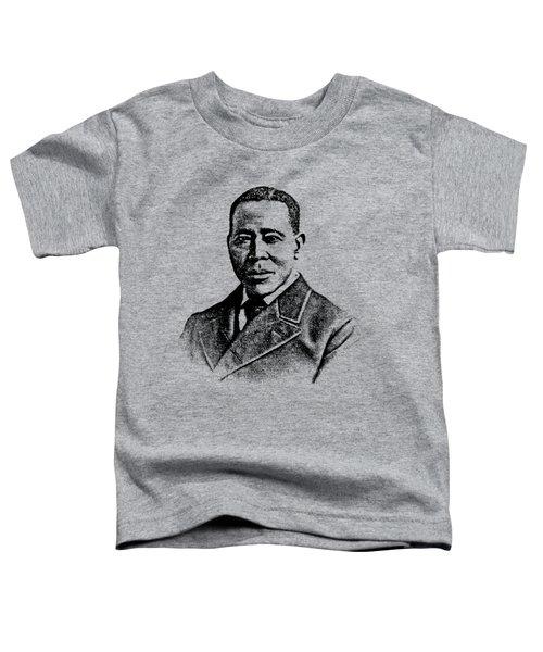 William Still Abolitionist Toddler T-Shirt by Otis Porritt