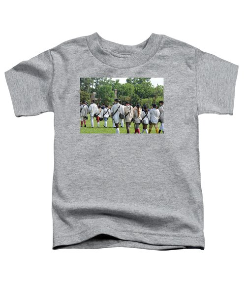 Williamsburg Toddler T-Shirt
