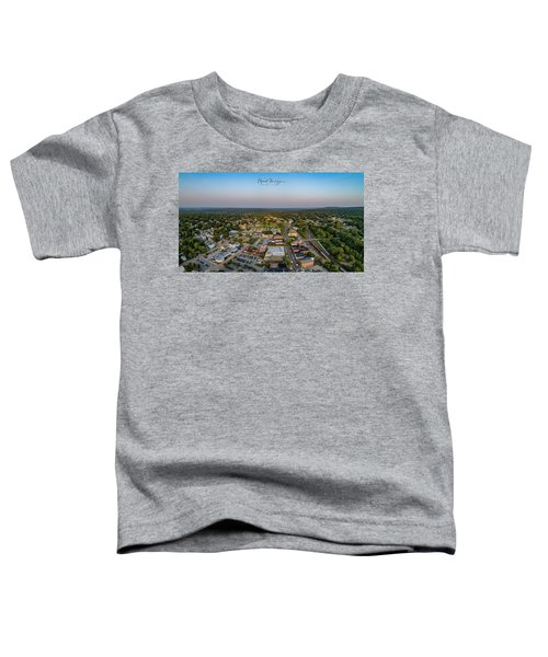Willimantic Panorama Toddler T-Shirt