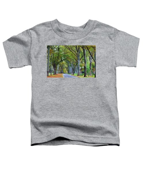 Willow Oak Trees Toddler T-Shirt