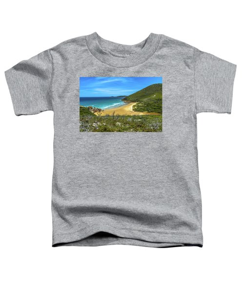 Wilsons Promontory Victoria Toddler T-Shirt