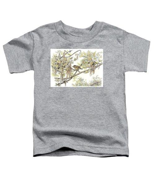 Wilson's Warbler Toddler T-Shirt