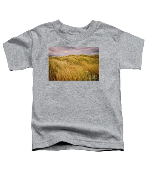 windswept Grasses Toddler T-Shirt