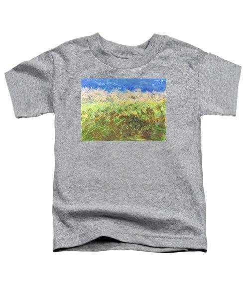 Windy Fields Toddler T-Shirt