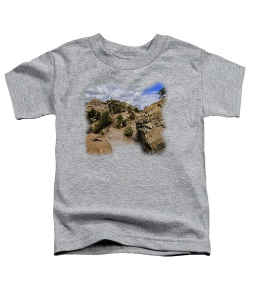 Windy Point No.13 Toddler T-Shirt by Mark Myhaver