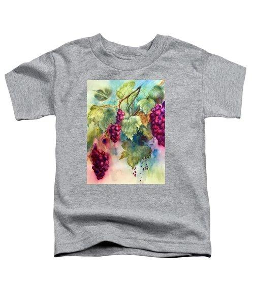 Wine Grapes Toddler T-Shirt
