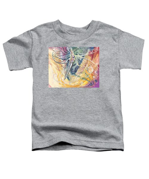 Wings Of Transformation Toddler T-Shirt