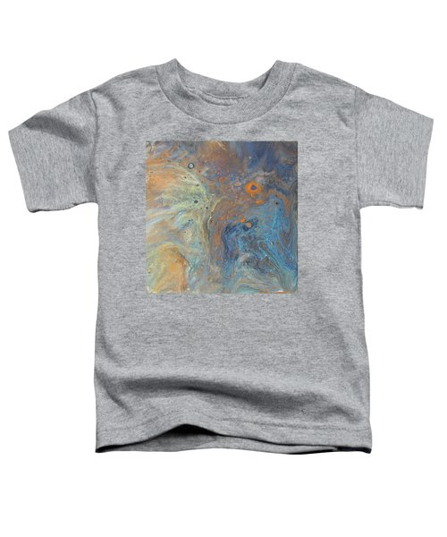 Toddler T-Shirt featuring the painting Wings On High by Joanne Smoley