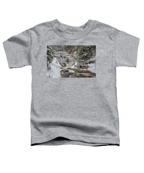 Winter At Sable Falls Toddler T-Shirt