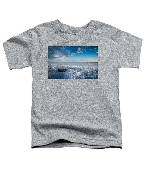 Winter Beach Toddler T-Shirt