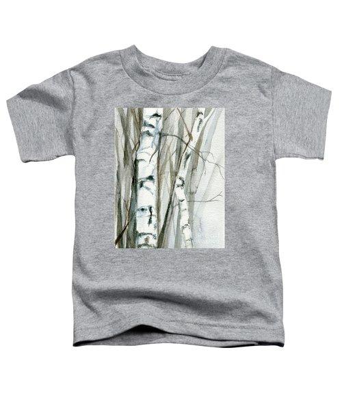 Winter Birch Toddler T-Shirt