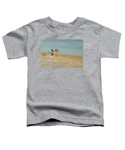 Winter Charger Toddler T-Shirt