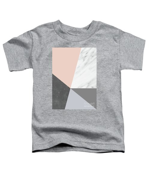 Winter Colors Collage Toddler T-Shirt