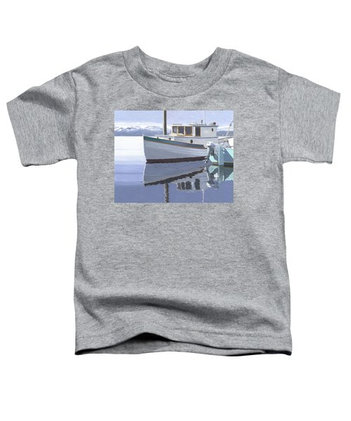 Winter Moorage Toddler T-Shirt
