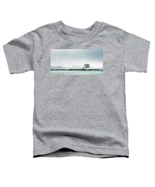 Winter On The Mendips Toddler T-Shirt