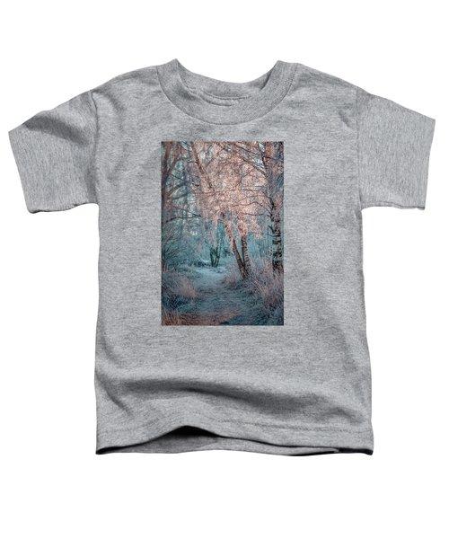 Winter Path #h1 Toddler T-Shirt