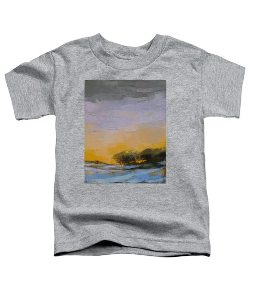 Winter Sky Toddler T-Shirt