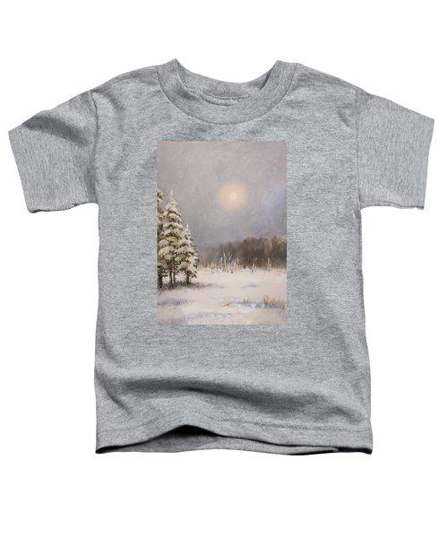 Winter Stillness Toddler T-Shirt