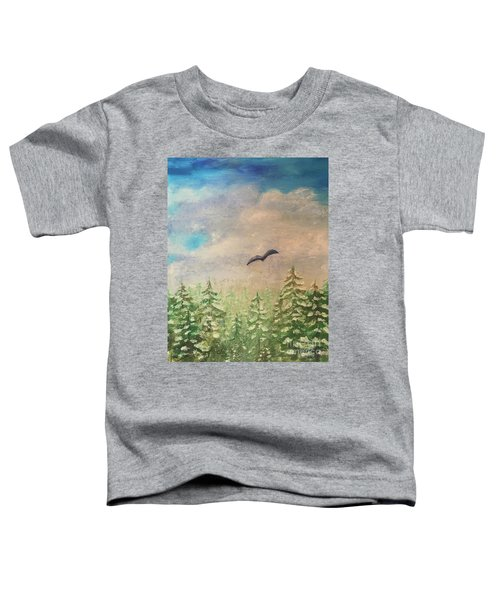 Winter To Spring Toddler T-Shirt