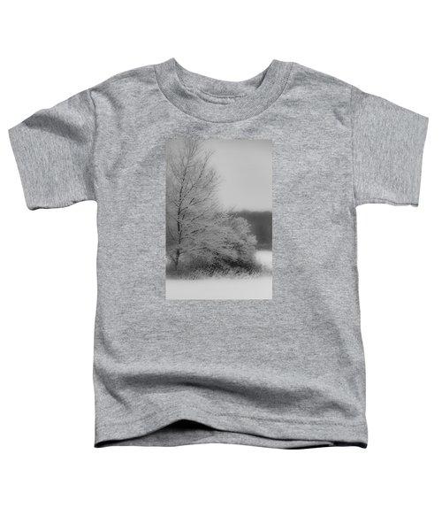 Winter Tree Toddler T-Shirt