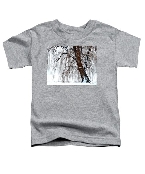 Winter Willow Toddler T-Shirt