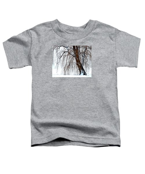 Winter Willow Toddler T-Shirt