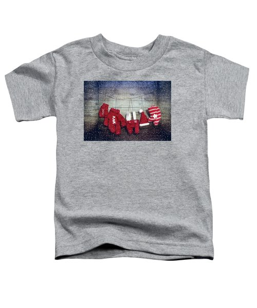 Wintertime Toddler T-Shirt