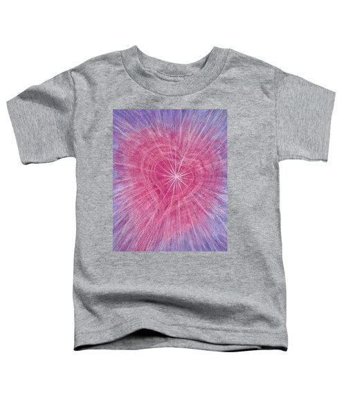 Wisdom Of The Heart Toddler T-Shirt