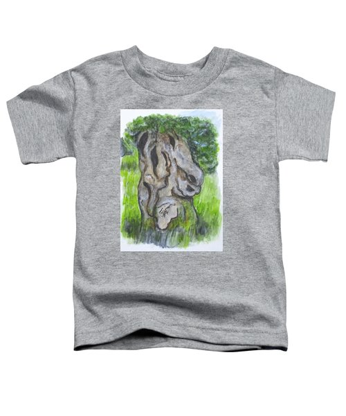 Wisdom Olive Tree Toddler T-Shirt