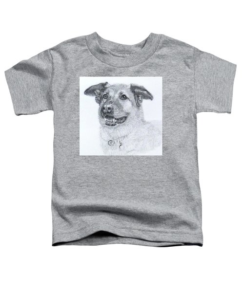 With Grace Toddler T-Shirt