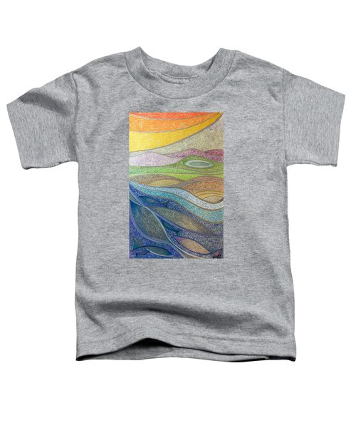 With The Flow Toddler T-Shirt