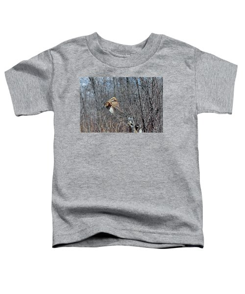 Woodcock Flight Ascension Toddler T-Shirt