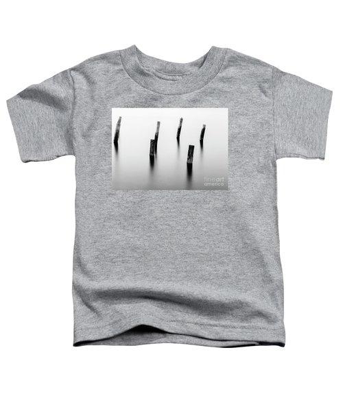 Wooden Post Toddler T-Shirt