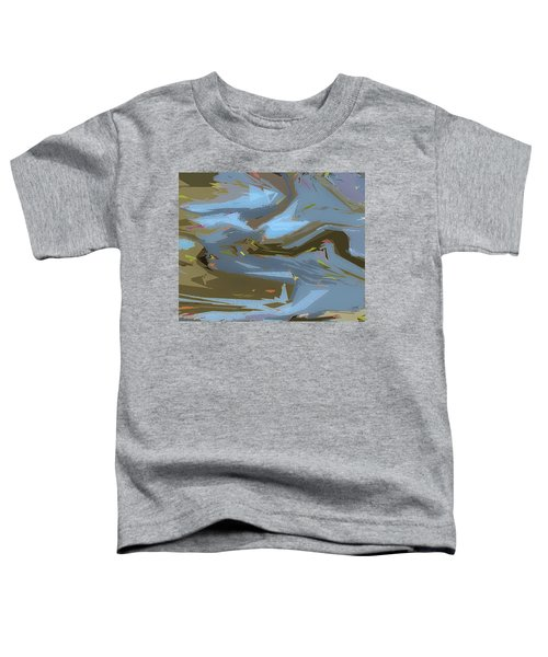 Woodland Stream Toddler T-Shirt