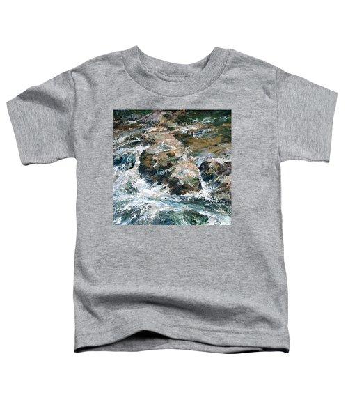 Woodland Waterway Toddler T-Shirt