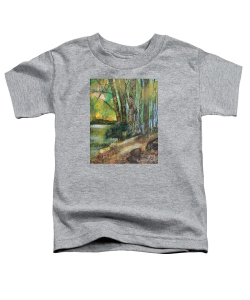 Woods In The Afternoon Toddler T-Shirt