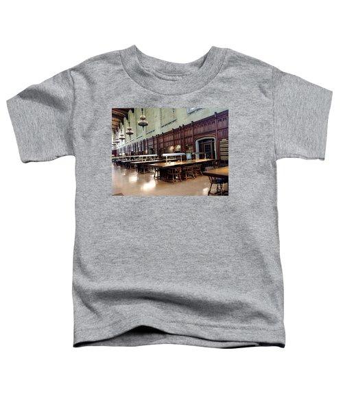 Woodwork Toddler T-Shirt